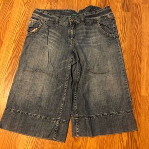 American eagle Capri size 16 like new